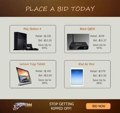 Do your registration today at #qbid #auctions and increase your chances to win the auction. http://qbid.bz/registration.aspx