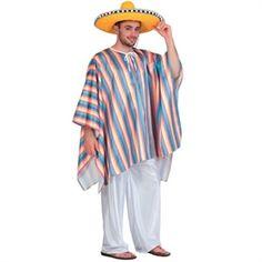 Komplet mecxicaner tøj til mænd. Se alle vores kostumer billige priser  #temafest #mexicanerfest #mexico