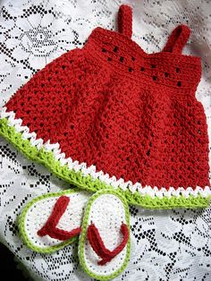 swEEt waTErMeLOn bABy sUndReSS by wiLDaBoUtCoLoR, via Flickr