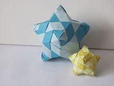 Sonobe Origami Star