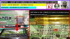 Sony Led Tv, Tv Panel, Electronic Circuit Projects, Print And Cut, Electronics, Image, Tv Feature Wall, Consumer Electronics