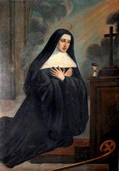 santa-escolastica-virgen-pureza.jpg (500×716)