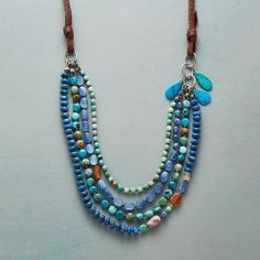 STRATOSPHERES NECKLACE: View 1