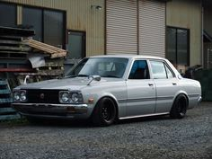 Toyota Corona T100 | Lowered, Stance, JDM