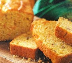 Delicious and easy to make Lemon Carrot Bread recipe - try it, you will love it!