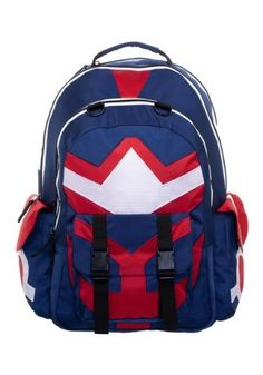 a3f461f9ce3 My Hero Academia  All Might Inspired Backpack