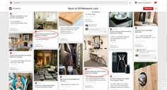 Read how Pinterest can benefit your home building or contracting business or call TheeDesign at 919-341-8901 for a social media consultation.
