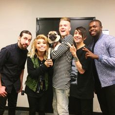 Guess who's the newest member of Pentatonix (aka Pugatonix) @PTXofficial