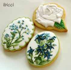 Cottage Garden flowers     By Kat Rutledge - Ibicci        http://www.facebook.com/ibiccinz