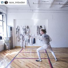 #regram @race_imboden The first Grand Prix of the season is right around the corner. Focus is high. Practice has been strong.  @claireztur #turinfgp #fencinggrandprix #roadtorio #Fencing by fencing_fie