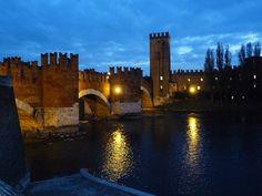Explore the picturesque Castelvecchio Museum in Verona, Italy.