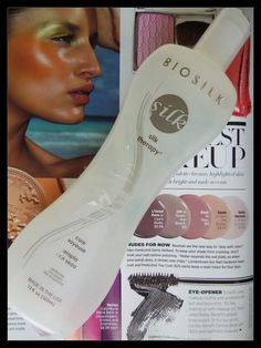 Biosilk. My absolute favorite hair care essential!