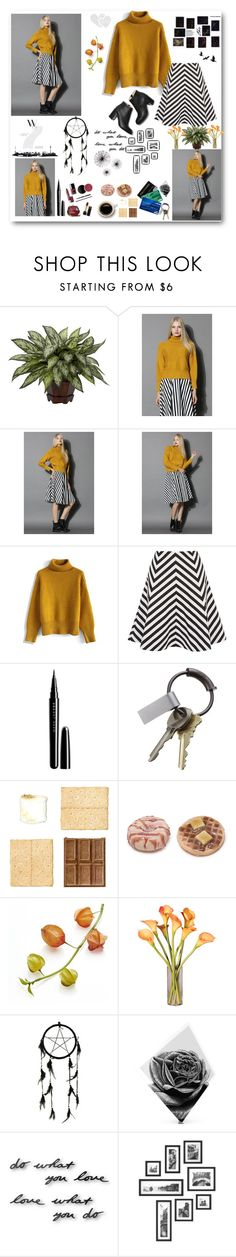 """Love what you do"" by iioutfitii ❤ liked on Polyvore featuring Chicwish, Balenciaga, Karen Millen, Polaroid, Paul Andrew, Marc Jacobs, CB2 and Umbra"