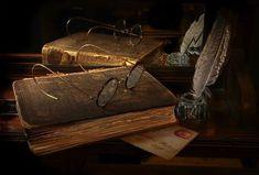 old books -
