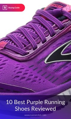 d2638925898e 10 Best Purple Running Shoes Reviewed Running Shoe Reviews