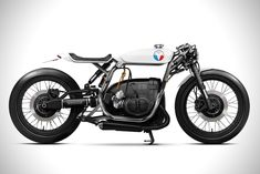 Barbara Customs Will Build You The Custom Motorcycle Of Your Dreams Custom Motorcycles, Custom Bikes, Cars And Motorcycles, Thomas Crown Affair, Brat Cafe, Bmw Boxer, Bmw Cafe Racer, R80, Pedal Cars