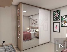 Wardrobe Room, Wardrobe Design Bedroom, Bedroom Furniture Design, Home Decor Furniture, Bedroom Cupboard Designs, Girl Bedroom Designs, Bedroom Cupboards, Bedroom Decor For Teen Girls, Room Ideas Bedroom