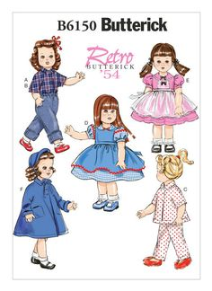 Crafts, Dolls & Pets | Butterick Patterns