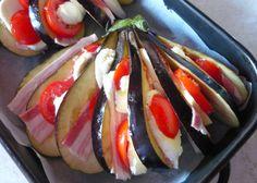Okra, Mozzarella, Sushi, Bacon, Cake, Ethnic Recipes, Drinks, Food, Drinking