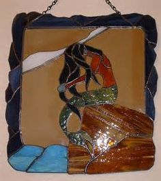 08d38dccb4f5b Free Mermaid Stained Glass Patterns - Yahoo Image Search Results