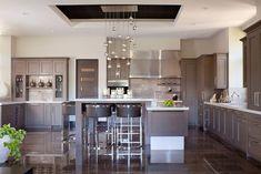 Transitional Kitchen Design Done Right   kitchen design, white luxury kitchen, kitchen island, contemporary white large kitchen, traditional white kitchen