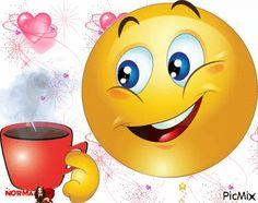 Die 111 Besten Bilder Von Guten Morgen Smiley Guten