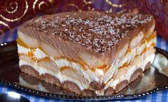 NapadyNavody.sk | 22 nejlepších receptů na pečené a nepečené dorty