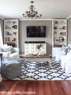 Living Room Warm Area Rugs For Living Room On Country Cottage ...
