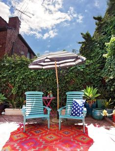 13 of the Dreamiest Outdoor Spaces for Lazy Weekend Afternoons | Apartment Therapy