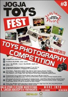 Toys Photography Competition