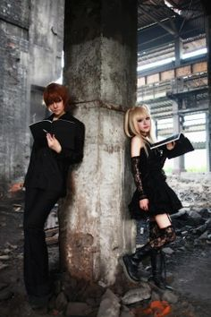 Death Note Cosplay hum...