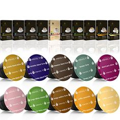 Gourmesso Trial Bundle  100 Nespresso Compatible Coffee Capsules Fair Trade *** Find out more about the great product at the image link.