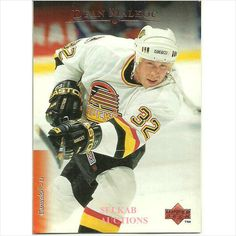 Upper Deck 1996 Hockey Trading Card #330 Dean Malkoc 32 Vancouver Canucks on eBid Canada $1.00