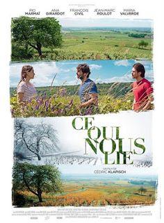 Cinéma : Ce qui nous lie de Cédric Klapisch - Avec Pio Marmaï, Ana Girardot, François Civil  http://www.parisladouce.com/2017/06/cinema-ce-qui-nous-lie-de-cedric.html