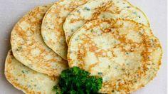 Кулинарные рецепты: Сырные лепешки с укропом