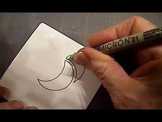 Zentangle Art how to videos.