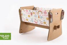 Image result for cardboard cradle