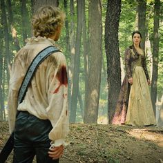 Reign 3x05 In the Clearing