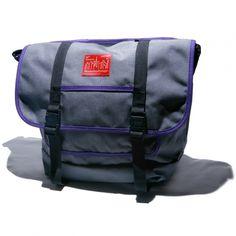 Manhattan Portage 25th Anniversary New York messenger bag