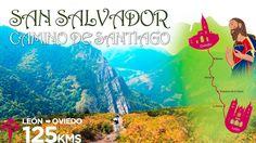 #León - #Oviedo. Camino de San Salvador en 5 Etapas a pie. Un total de 125 Kilómetros resumidos en instantáneas de experiencias. #caminodesantiago #pilgrim #pilgrimage #theway #thecamino #wayofsaintjames #sansalvador route #peregrino #stjamesway #trekking #senderismo