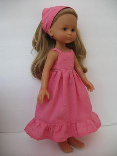 Corolle les Cheries Doll long Dress with by PachomDollBoutique, $14.99
