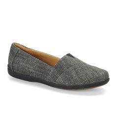 Look at this #zulilyfind! Black Amena Slip-On Shoe by Softspots #zulilyfinds