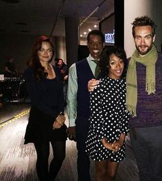 So done with your shit, Sleepy Hollow cast. Nice going, breaking the whole fandom.