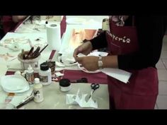 Tutorial decoupage - skrzynka z motylkami - YouTube