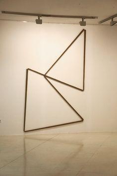 Eduardo Barco en el CEART (Centro de Arte Tomás y Valiente de Fuenlabrada). Madrid. #Arte #ArteContemporáneo #ArteEspañol #Arterecord 2015 https://twitter.com/arterecord