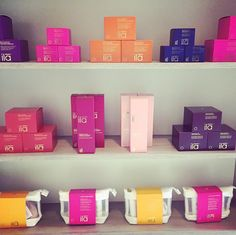 Ila products here at TIH Spa