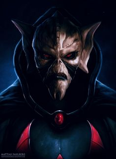 Hordak by *MattiasFahlberg on deviantART