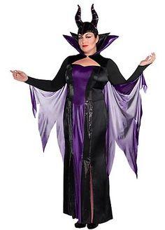 Maleficent Plus Size Halloween Costume