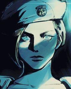 Ada Resident Evil, Valentine Resident Evil, Resident Evil 3 Remake, Evil World, Evil Art, Jill Valentine, Fanart, Cg Artwork, Video Game Art