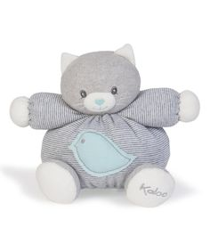 Look what I found on #zulily! Kaloo Zen Stripe Cat Plush Toy by Kaloo #zulilyfinds